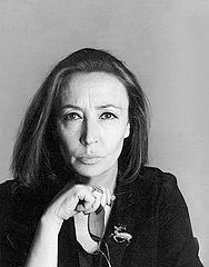 Oriana Fallaci (Foto: http://www.italialibri.net)